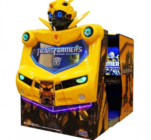 Transformers - Human Alliance