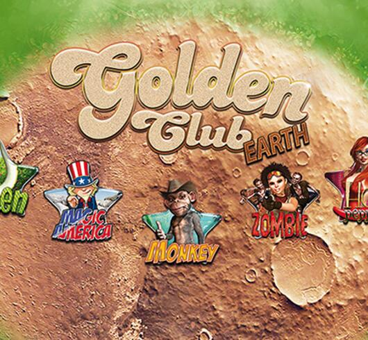 Golden Club Earth