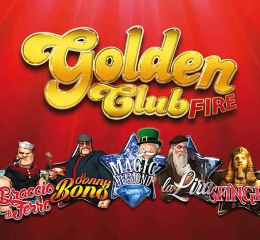 Golden Club Fire