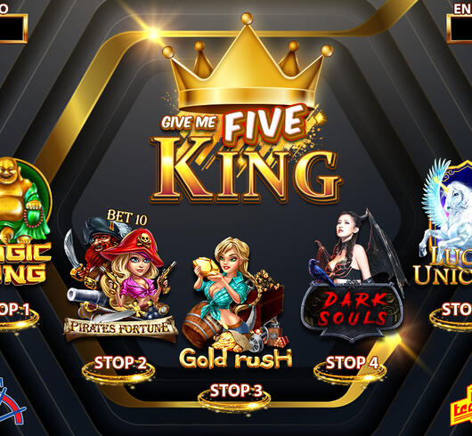 GIVE ME FIVE KING